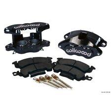 Wilwood 140-11291-BK D52 Front Brake Caliper & Pad Kit