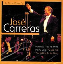CD NEU/OVP - Jose Carreras - As Time Goes By