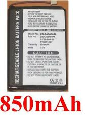 Batterie 850mAh type 1-756-608-21 5Y30A1697 LIS1356HNPA Pour Sony NW-A3000V