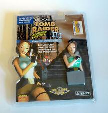 TOMB RAIDER 3 Lara Croft MEMORY CARD Collector's Edition (PS1) - Nuova - NEW