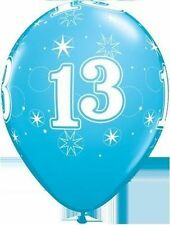 Qualatex Birthday, Child Oval Party Balloons