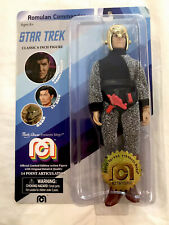 "MEGO 2018 Romulan Commander Star Trek Classic 8"" Action Figure 8278/10000"