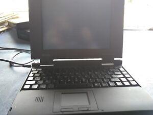 Vintage Epson AuctionNote 880C Laptop Computer - rare