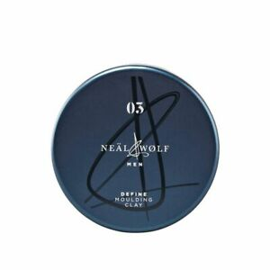 Neal & and Wolf Men 03 Define Moulding Clay 100ml Brand New