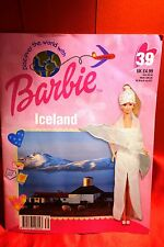 Discover the World with Barbie, magazine & clothes, Iceland No 39