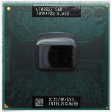 New listing Intel Celeron M 560 Cm560 Sla2D Socket P 2.13Ghz 1M 533Mhz Cpu Lf80537Ne0461M