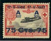 Sellos de España 1927 nº 390 Jura de la Constitucion Nuevo Spain Stamps