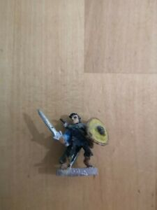 Citadel Warhammer AD&D TSR ADD7 Ranger With Sword And Bow C 1980s Metal