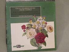 Stephane Caillat Quartet Vocal Chamber Music Vienna Mozart Haydn Schubert SS LP