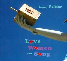 NEW Love, Women and Song (Audio CD)