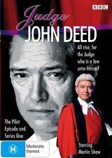 Judge John Deed Series : Season 1 : NEW DVD