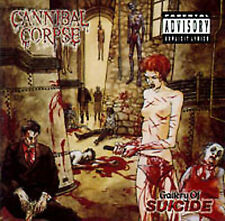 CANNIBAL CORPSE - Gallery Of Suicide - CD near mint will combine s/h