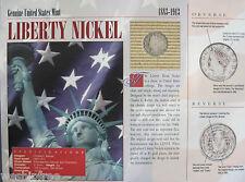 1906 Liberty Nickel in display!  (#312i)