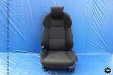 2011 HYUNDAI GENESIS TURBO COUPE FACTORY RH FRONT BLACK SEAT ASSEMBLY #5015