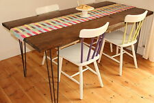 Rectangle Vintage/Retro Up to 6 Kitchen & Dining Tables