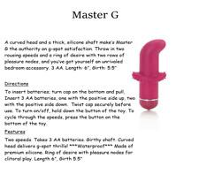Pure Romance - Master G