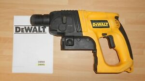 DeWALT DW004 24v SDS+ ROTARY HAMMER DRILL - GOOD WORKING ORDER - GREAT !!