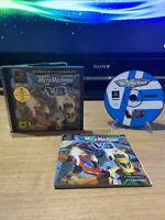 Micro Machines V3 (PlayStation One Game) PS1