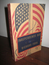 1st Edition INDEPENDENCE DAY Richard Ford PROOF First Printing PULITZER Fiction