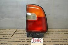 1996-1997 Toyota Rav4 Right Pass Genuine OEM tail light 60 5G2
