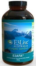 E3Live AFA Certified Organic Superfood Algae 240 Capsules