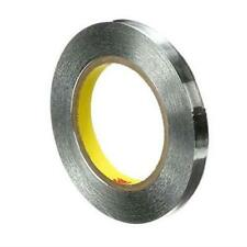 New 3m Aluminum Foil Tape 425 Silver 12 X 60 Yards 1 Roll