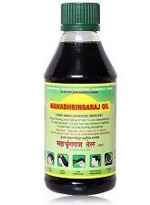 Pune Mahabhringaraj Oil Silky Shiny Hair Promotes Hair Growth 200ml