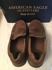Men's American Eagle Outfitters Tan Leather Loafers