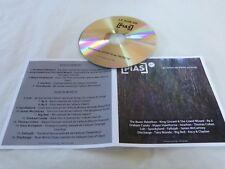 BOXER REBELLION - RY X - LUH - JAMES MCCARTNEY  !! FRENCH PROMO CD !!!!!!!!!!