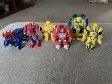 Transformers Mixed Lot Of 6