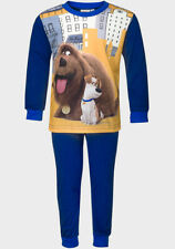 Boys Or Girls Pyjamas The Secret Life Of Pets Navy or Blue 3 Years To 8 Years