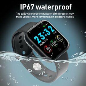Waterproof Swimming Smart Watch Smartwatch Heart Rate Tracker Fitness Tracker