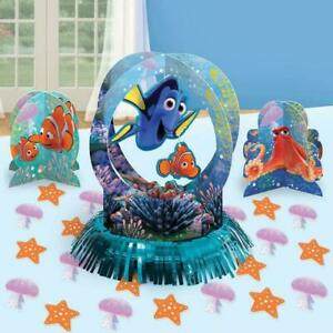 Under The Sea Finding Dory Party Supplies Table Decorating Kit (3 Pieces)