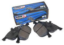 HAWK HPS 1996-2000 HONDA CIVIC EX SI 1.6L FRONT BRAKE PADS HIGH PERFORMANCE