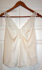 Vintage Maidenform Sweet Nothings Ivory  Camisole / Size 36