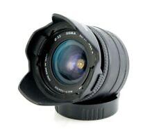 Sigma 24mm F2.8 Super Wide II Lens for Minolta Autofocus Film Cameras.