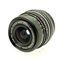M43 MICRO 4/3 fit 28mm WIDE PORTRAIT LENS PANASONIC LUMIX & OLYMPUS PEN
