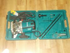 """MAKITA RP2301FC CORDED 1/2"""" PLUNGE ROUTER 110V-2100W WORKING ORDER WITH CASE"""