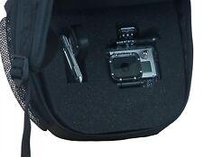 Backpack camera case for GoPro HERO - Black & Blue