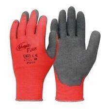 NINJA Flex Work Gloves Crinkle Power Coating Size 2XL XXL 15 Guage Latex Grip