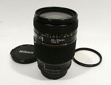 Nikon AF Nikkor 35-70mm f/2.8 D Wide-Tele Fast Auto Focus Lens Made in Japan