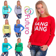 Women's Cotton Crew Neck Hip Length Jumpers & Cardigans