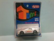 TOMICA MAZDA SAVANNA RX-7 on Blue card MADE FOR G.J COLES  MELBOURNE AUSTRALIA