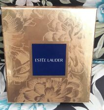 Estee Lauder Youth Dew Floral Gold and Navy Empty Box