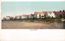 KAKE, AK Street Scene Alaska Tlingit Native American Indian Town c1907 Postcard