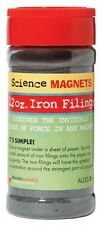 Dowling 12 oz Iron Filings For Use with Magnets