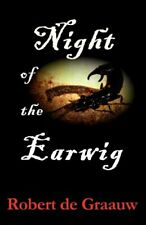 Night of the Earwig by Graauw, Robert New 9781905796281 Fast Free Shipping,