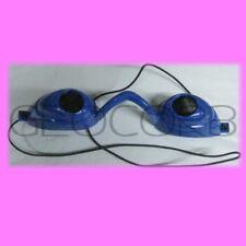 Blue Sydney Shades Bag Tanning Bed Eyewear Goggles For Uv Protection Eye Wear