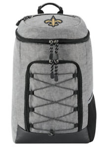 New Orleans Saints Competitor Top-Loader Backpack Grey