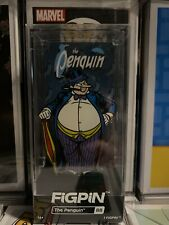 The Penguin Figpin #88 Hard Case. HTF Vaulted